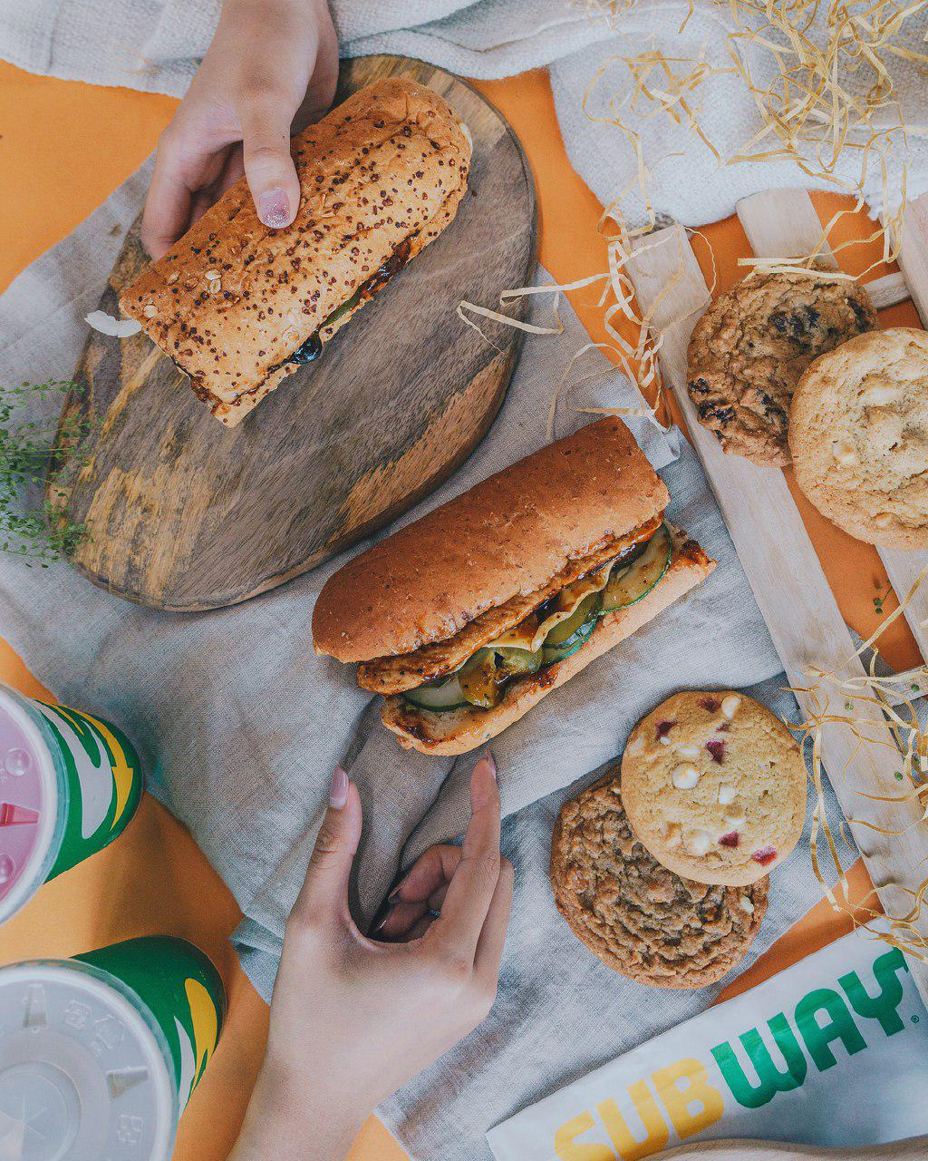 Jewel Halal Food - Subway