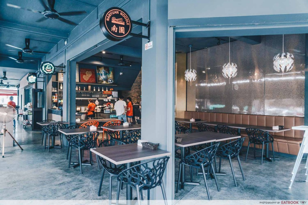 May Restaurants 2019 - Penguin's Kitchen