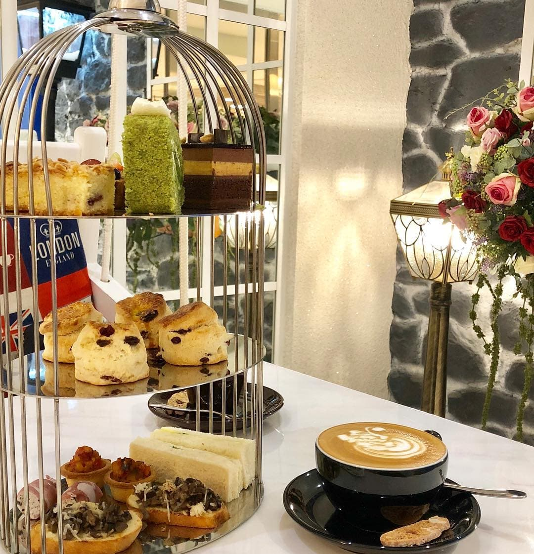 Mother's Day High Tea - D'good Cafe