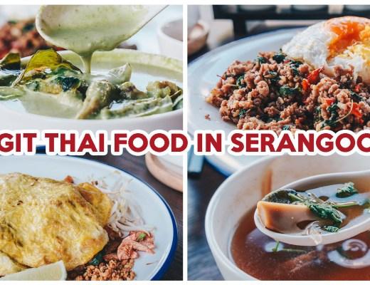 Penguin's Kitchen - Cover Image Legit Thai food In Serangoon