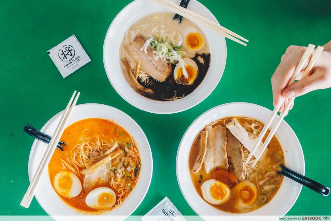 15 Japanese Places - Ramen Taisho