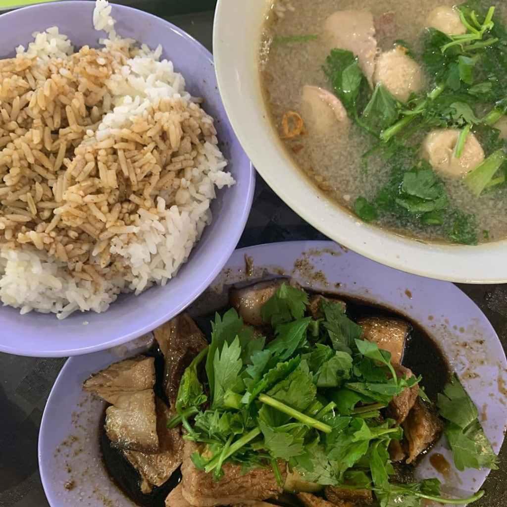 Bugis Food - Say Seng Cooked Food