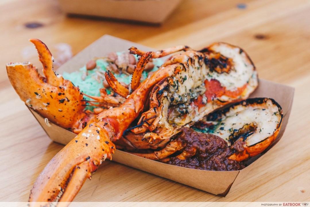 Geylang Bazaar 2019 - Lobster Bro