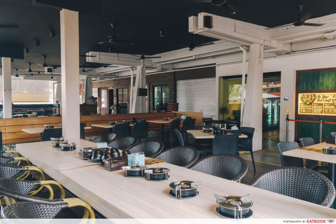 Sedap Mania - ambience of restaurant