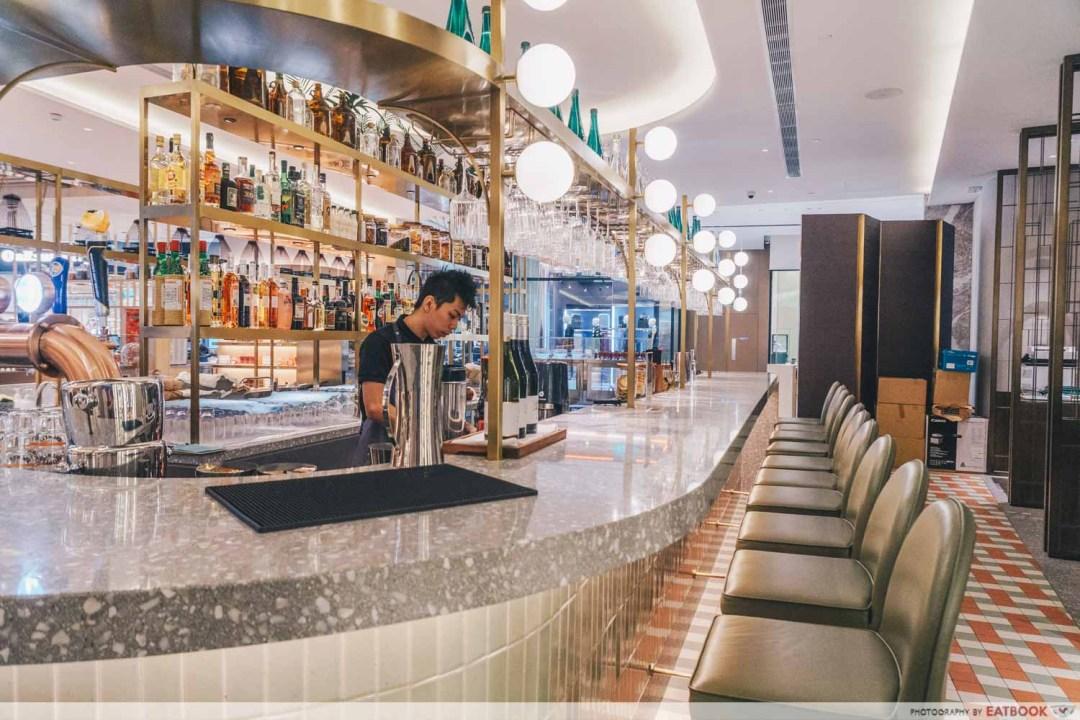 Shang Social - Jewel BAR drinks at Jewel