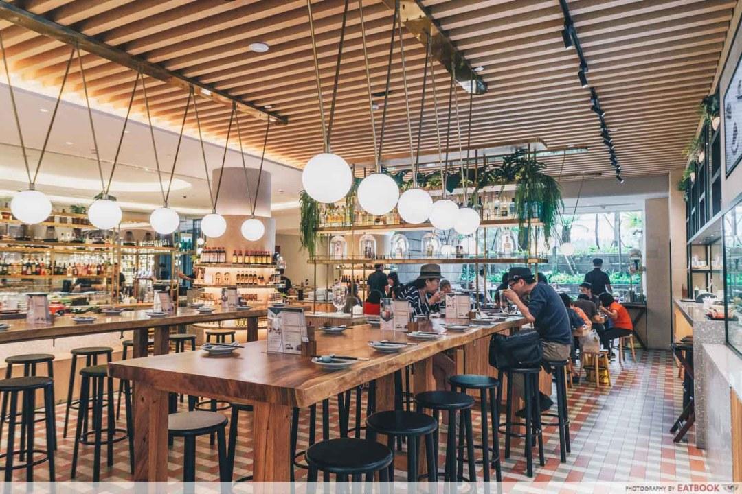 Shang Social - Jewel MRKT casual dining