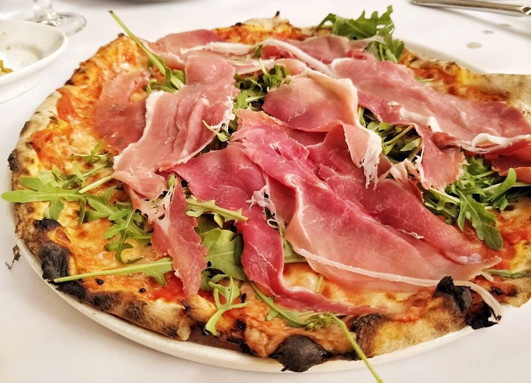 Wood Fired Pizza - Al Forno