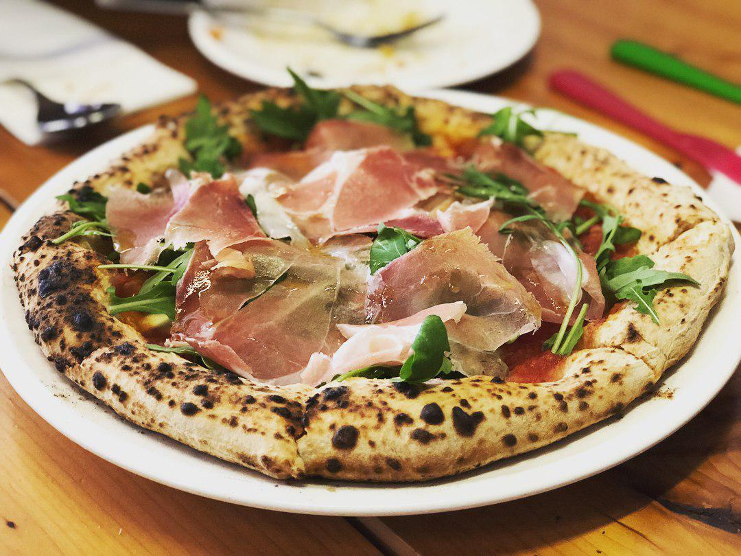 Wood Fired Pizza - Pizza Fabrica