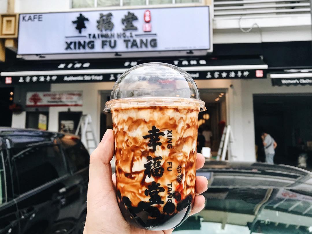 Xing Fu Tang - Brown Sugar Boba Milk