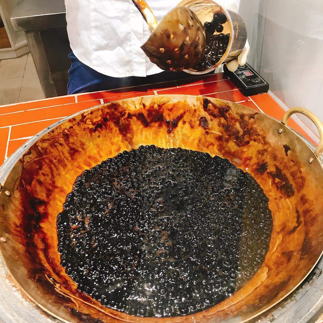 Xing Fu Tang - wok stir fried boba