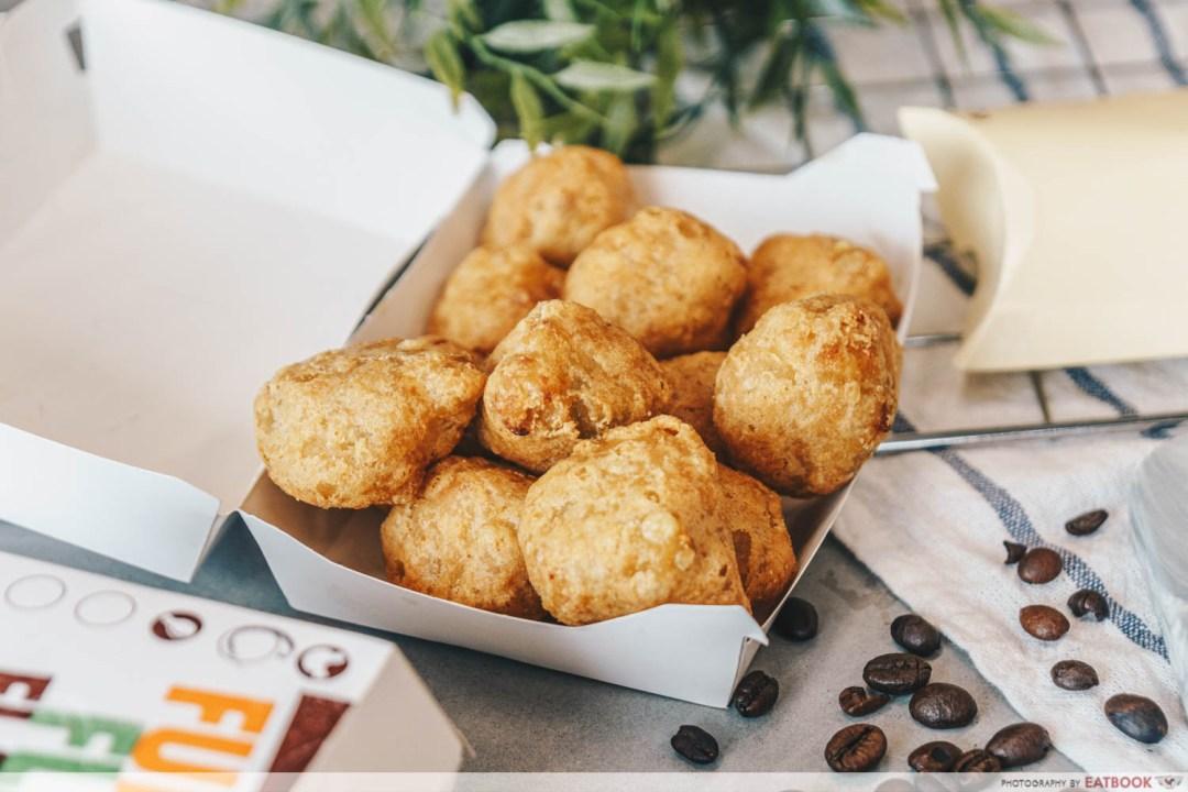 Burger King Kopi Pie - Chilli Cheese Tots