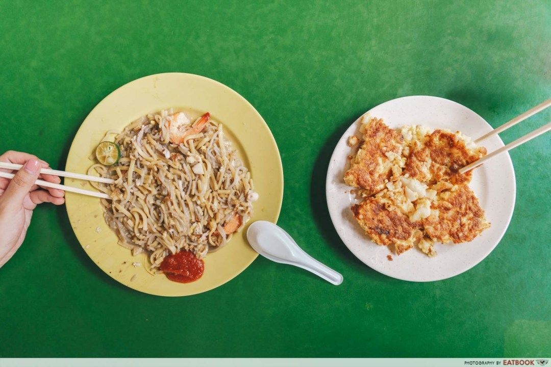 Coast-to-Coast Food - Bukit Timah Food Centre