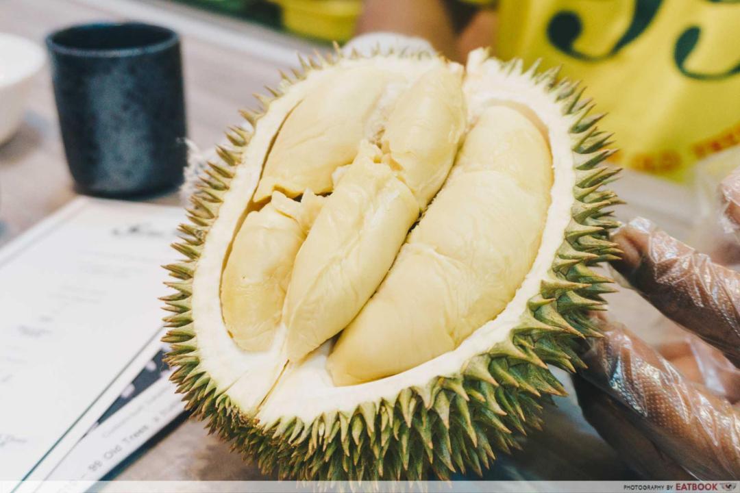 Durian Omakase - Golden Phoenix