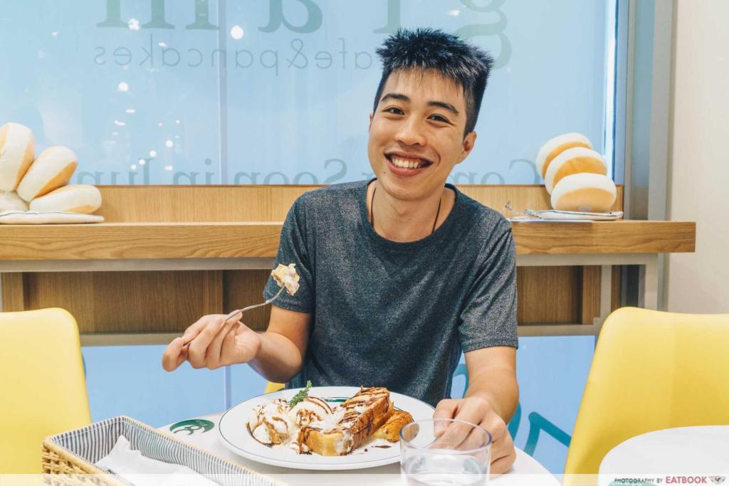 Gram Cafe & Pancakes vivo verdict