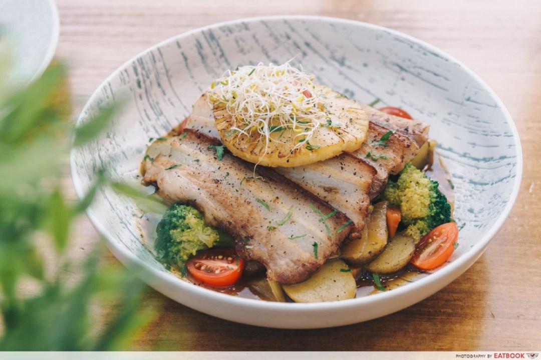 Hunger's Kitchen - 36 Hour Pork Belly