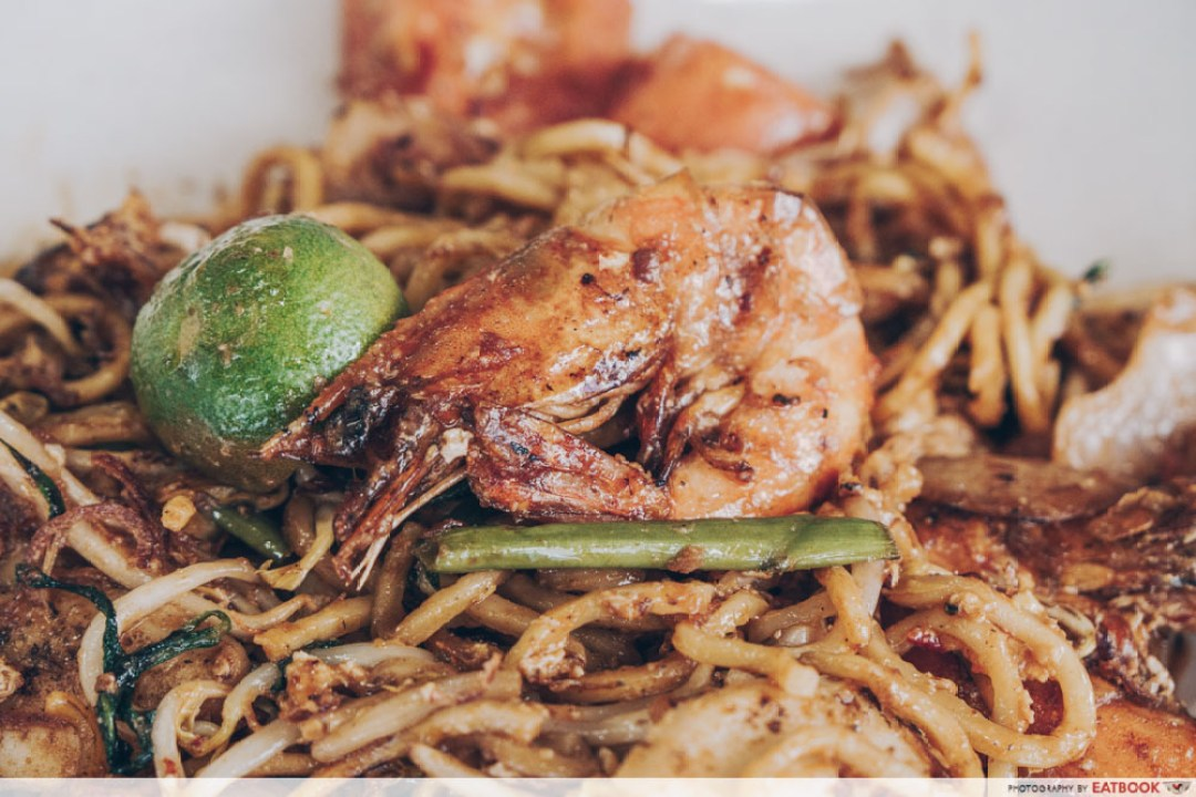 Luck Xiao Chao - prawns