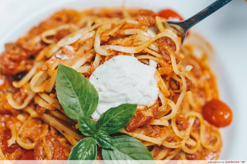 kava tomato ricotta pasta ricotta