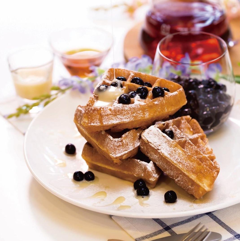 Boba Waffles - Waffle Set
