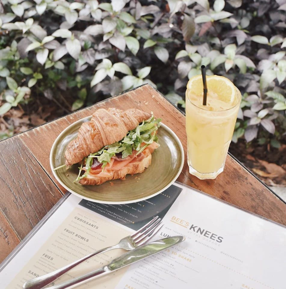 Cafes in parks - Bee's Knees