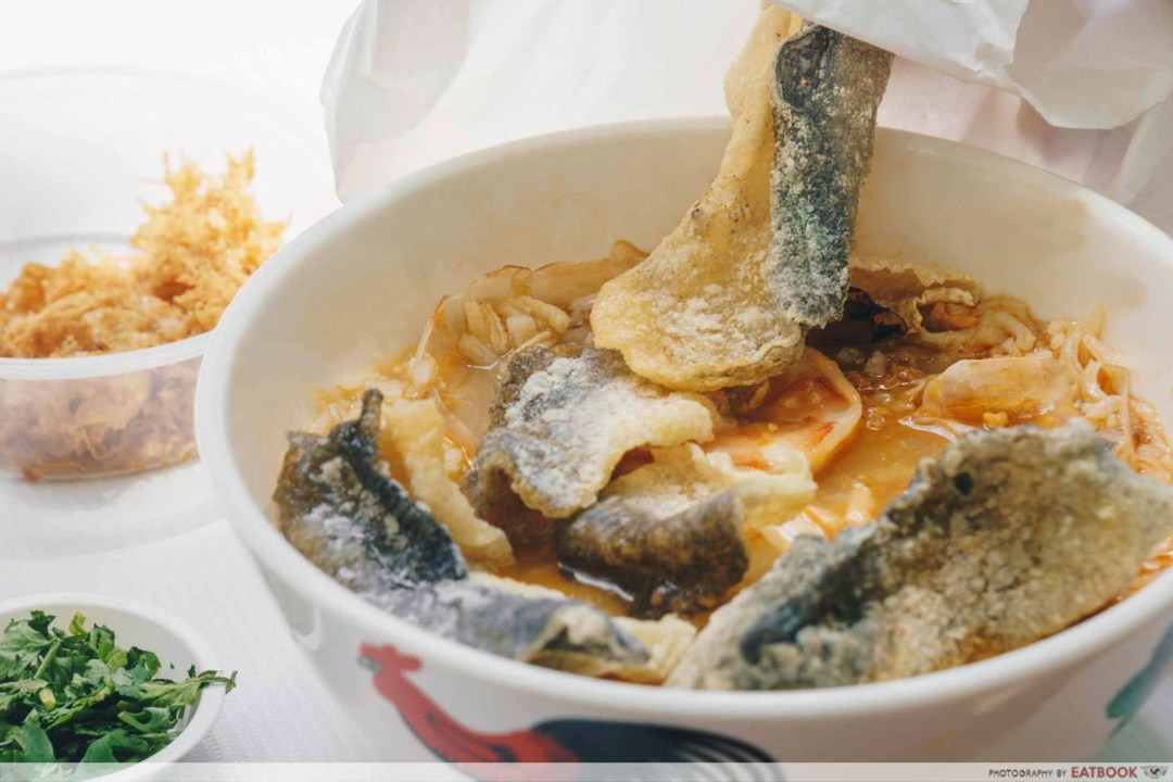 Chao Ting - Fried Fish Skin