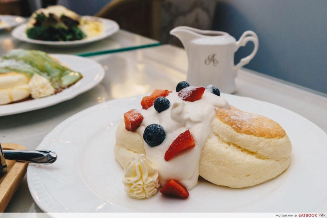 New Restaurant July - Antoinette Pancake