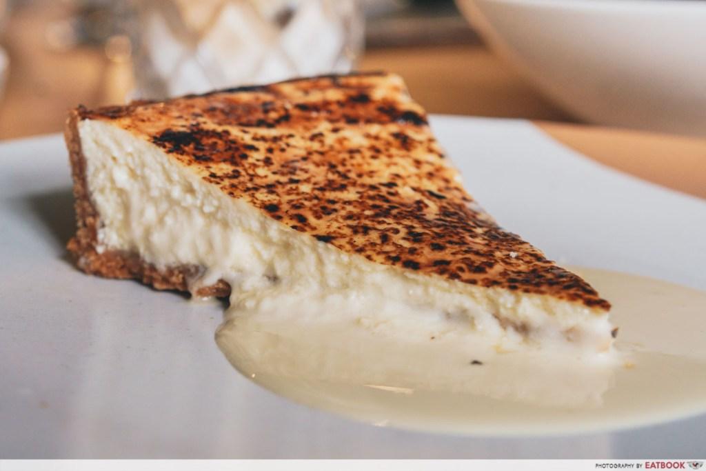 Olivia Restaurant And Lounge - Olivia's Creamy Homemade Cheesecake