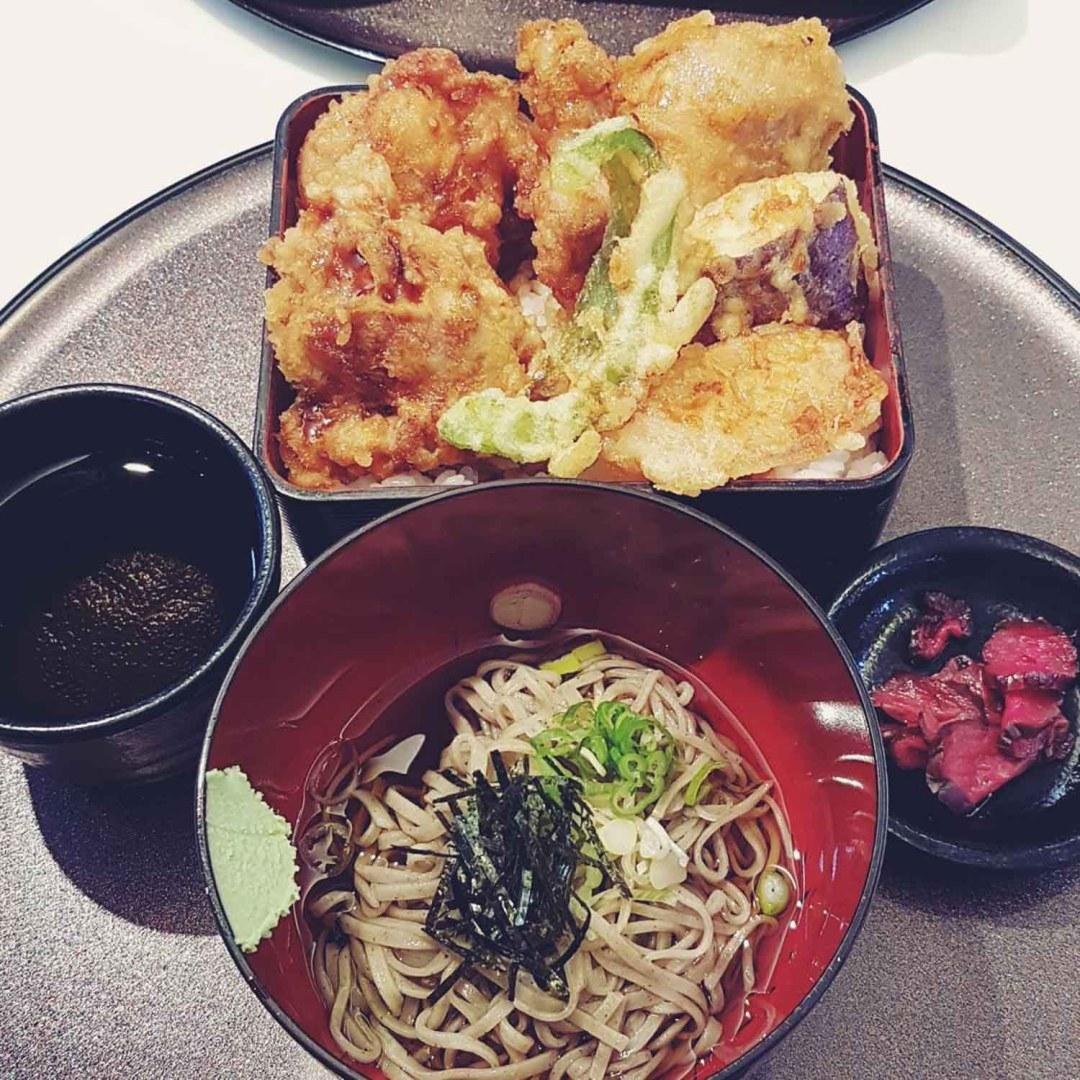 Soba Restaurant - Bentoss Hokkaido Restaurant Dosanko Plaza