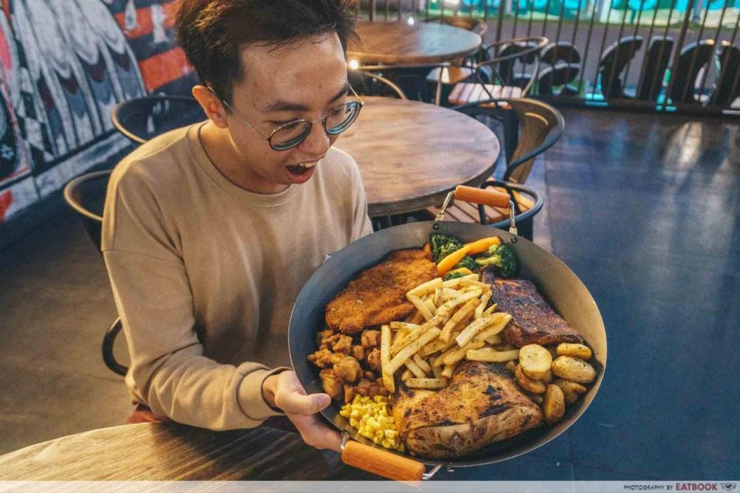Steak & Bones - Verdict