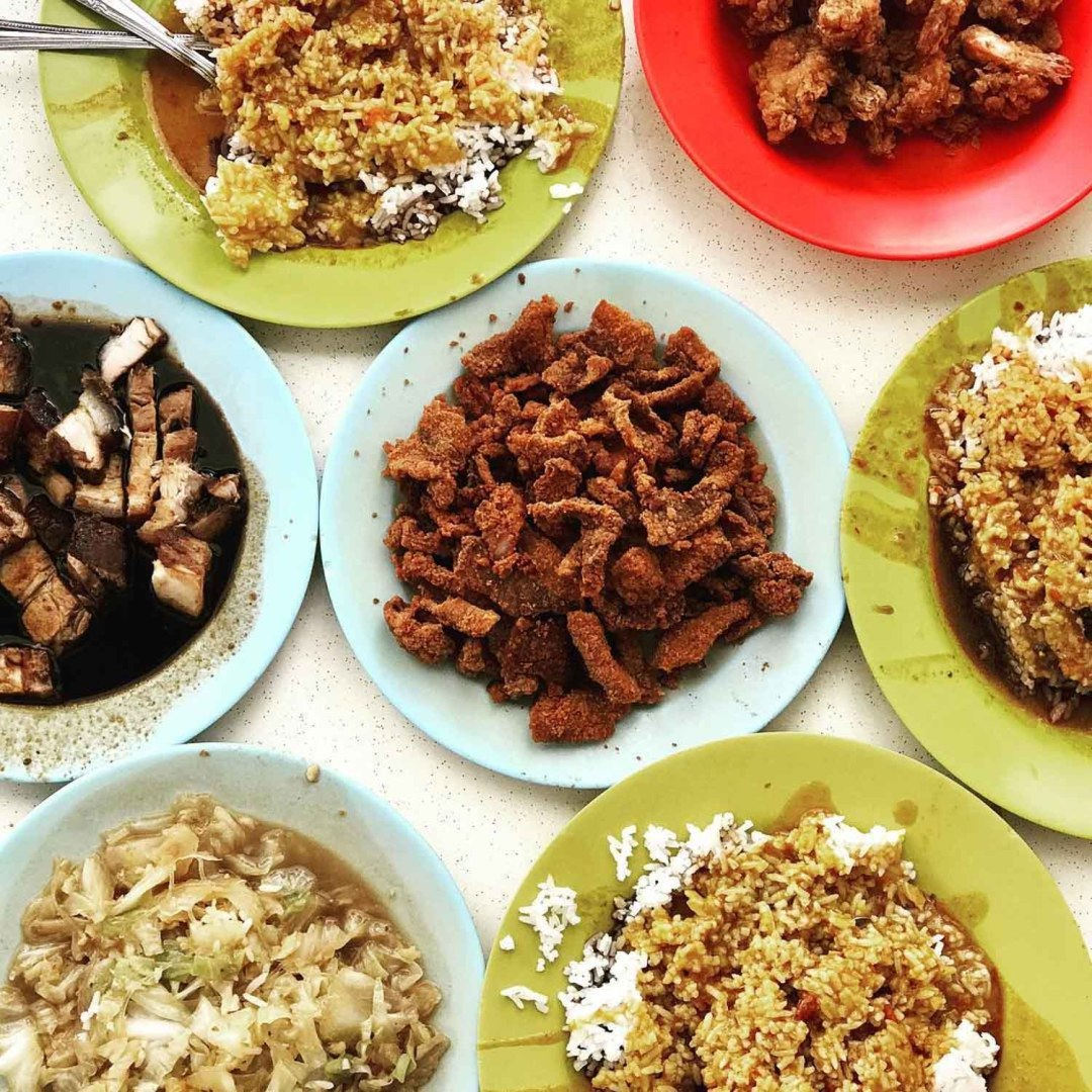 Tiong Bahru History - Beo Crescent Curry Rice