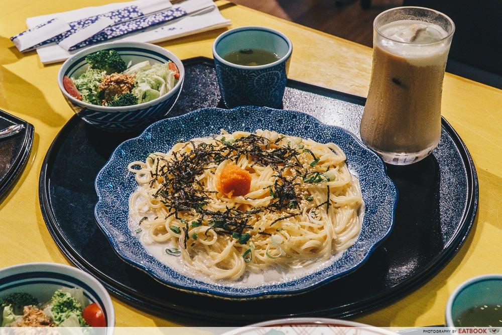 lunch deals in the West Yomenya Goemon