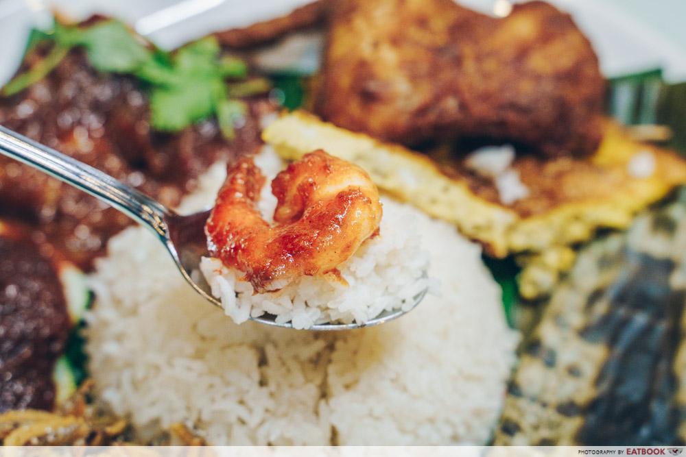 nasi lemak supreme