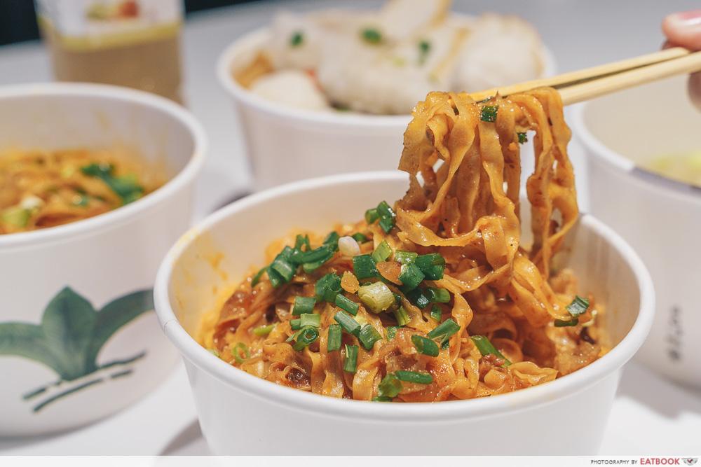 313@somerset food festival - Fishball Noodles