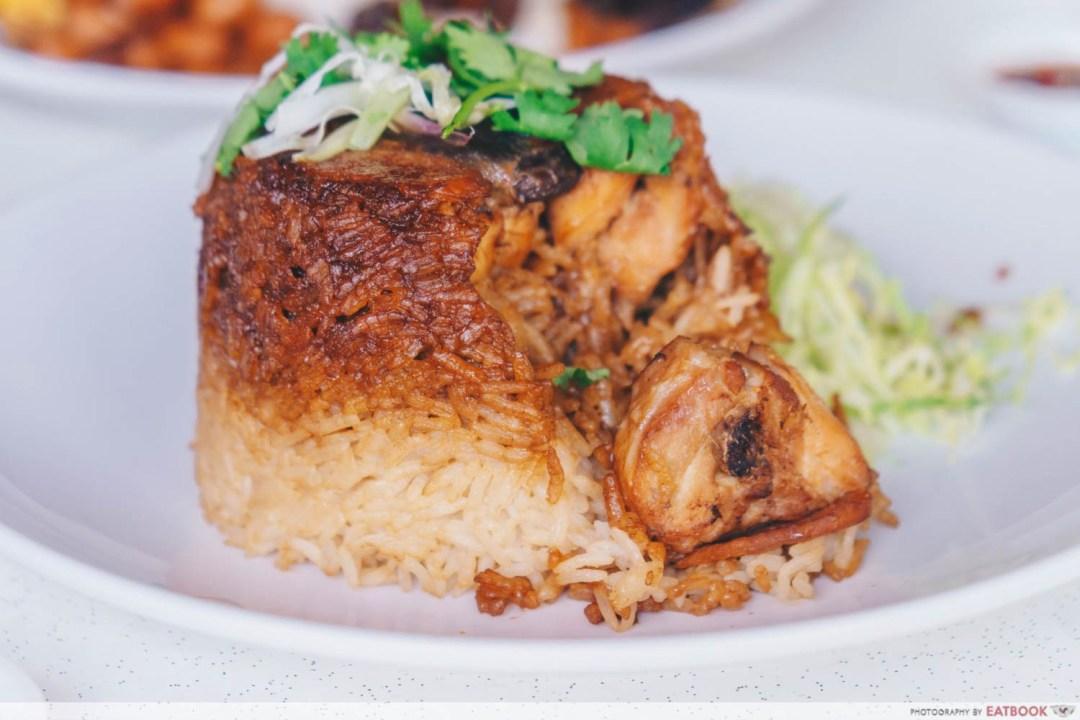 Chong Jia - Rice