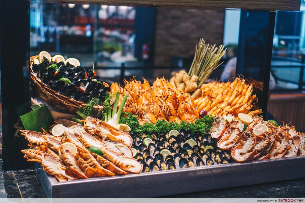 seafood spread