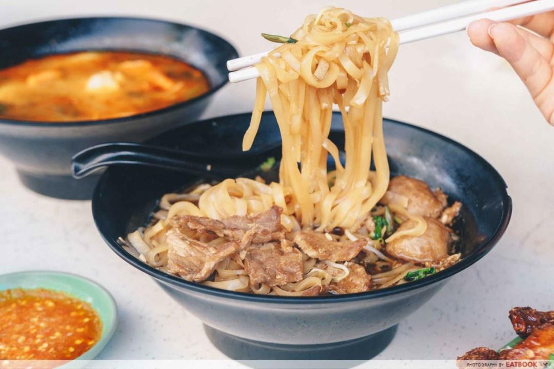 Nimman Soi 9 - Noodles