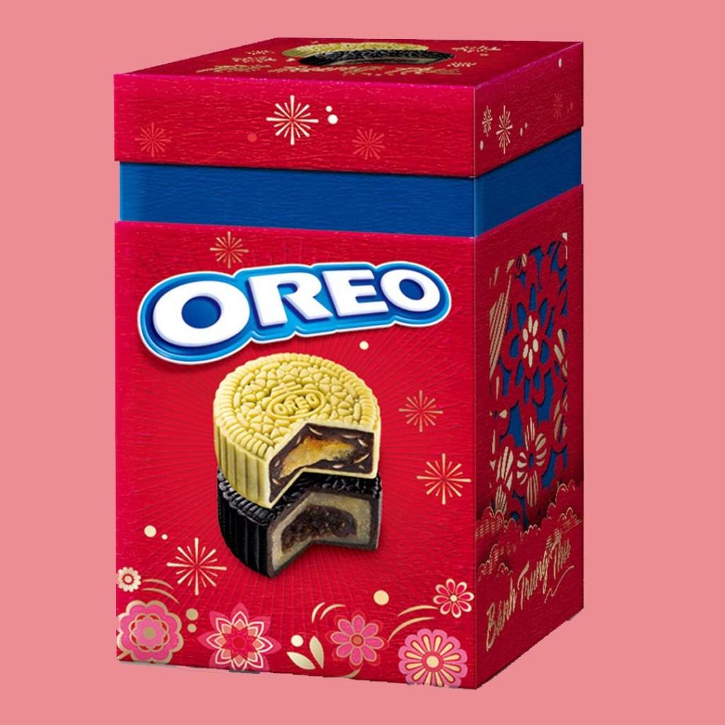 Oreo Mooncake Packshot