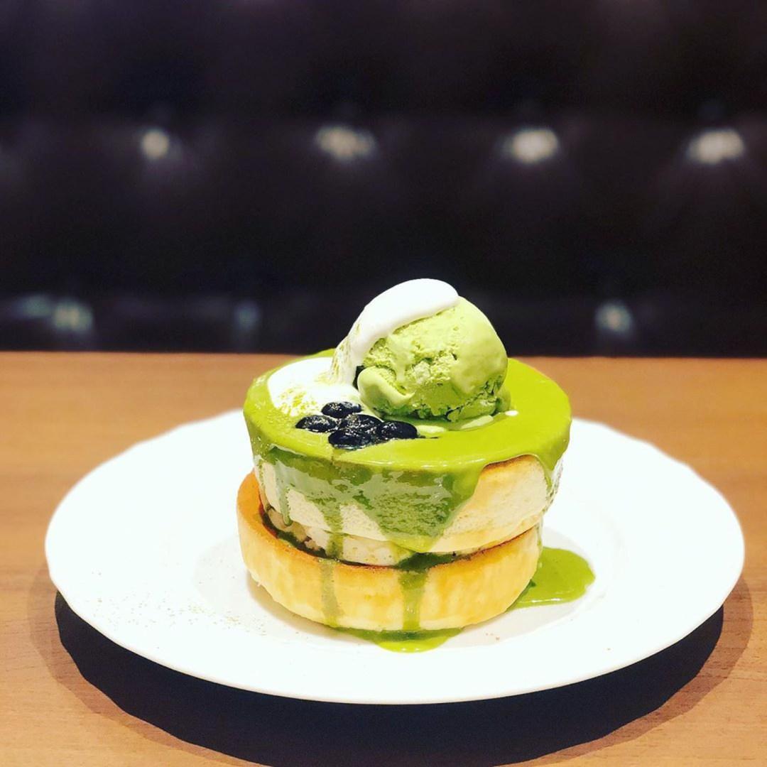 Souffle Pancakes - Hoshino coffee