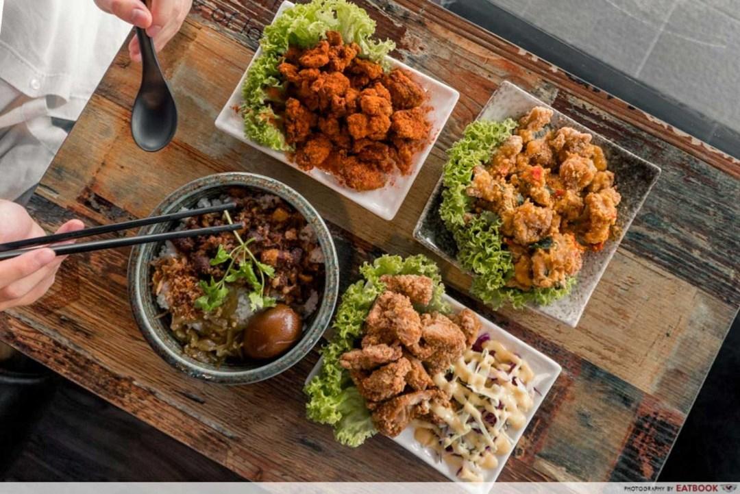 Taiwanese eateries - Paradise Gastronomy