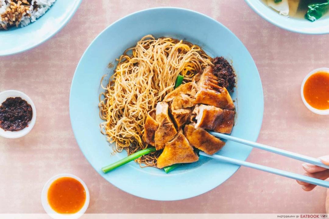 Xiang Jiang - Chicken noodles