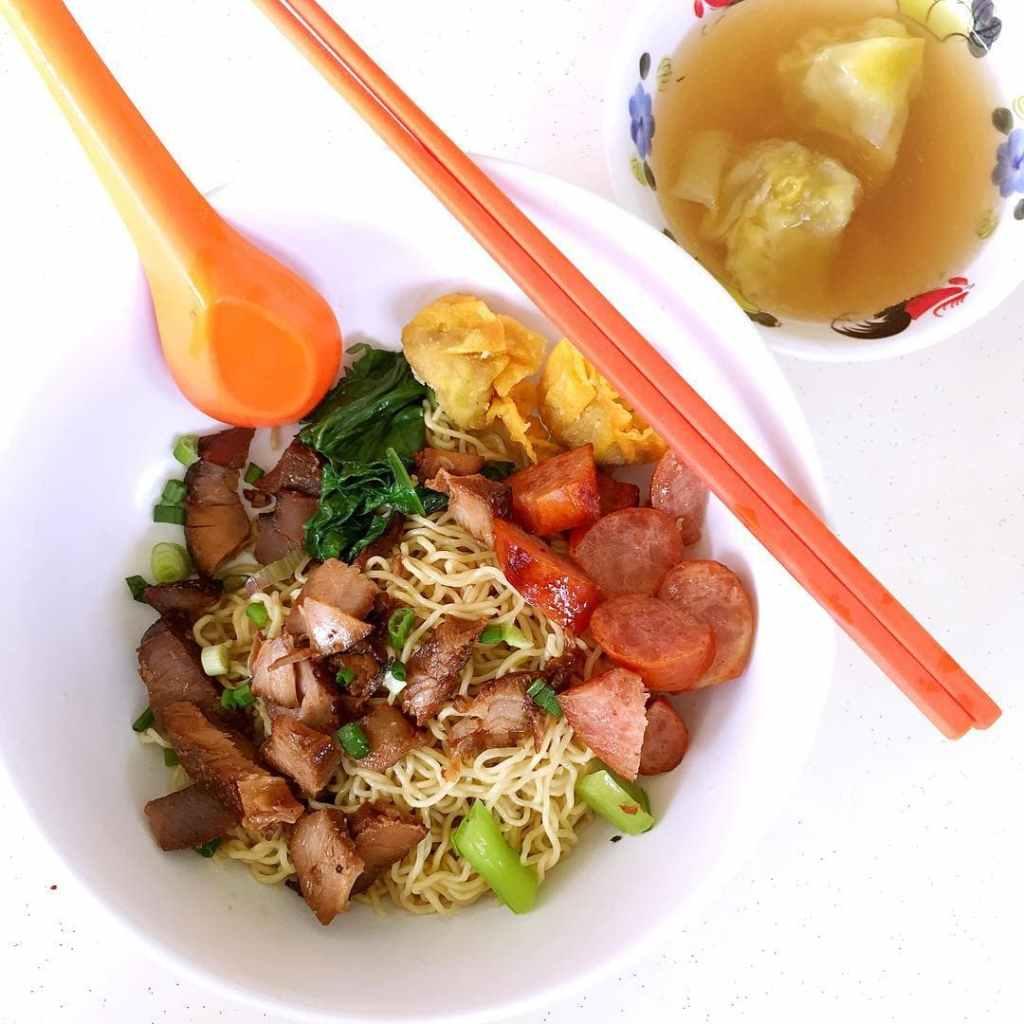 Yio Chu Kang Food Soi 19 Wanton Mee