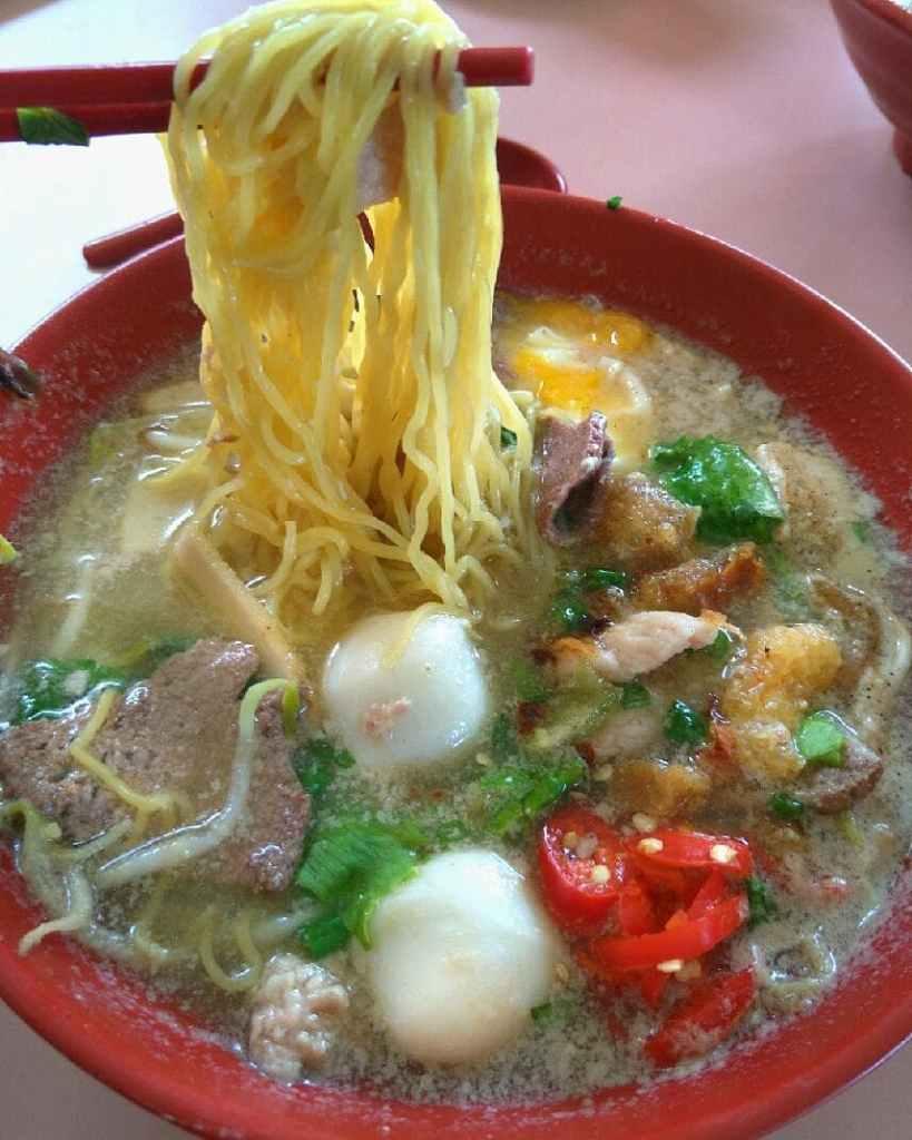 Yio Chu Kang Food - Teck Kee Cooked Food
