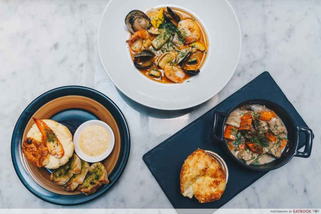 Affordable French Restaurants Souffle