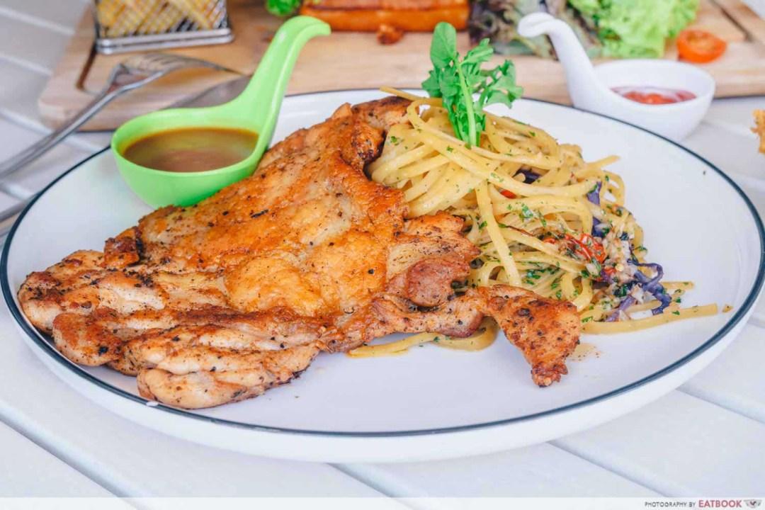 Craze Kitchen - Chicken chop