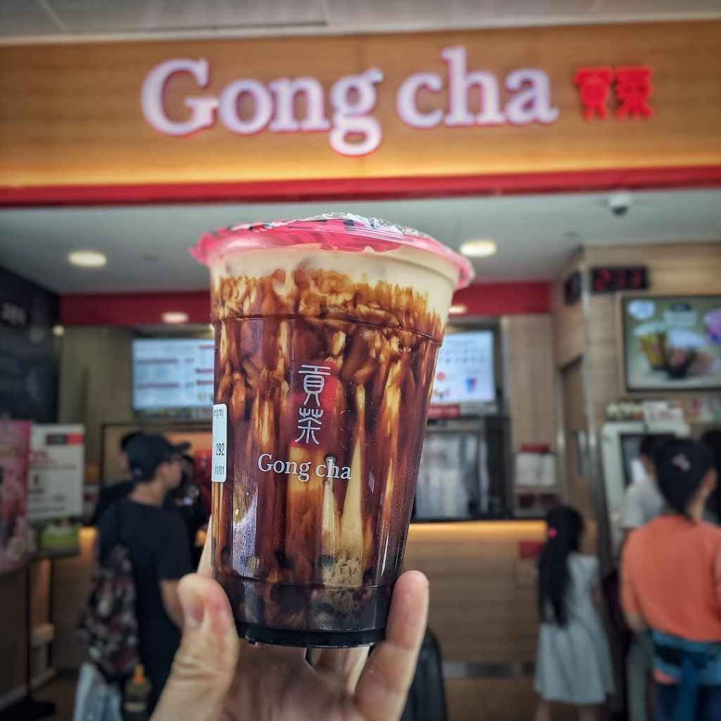 Gong Cha Tampines Opening Promo