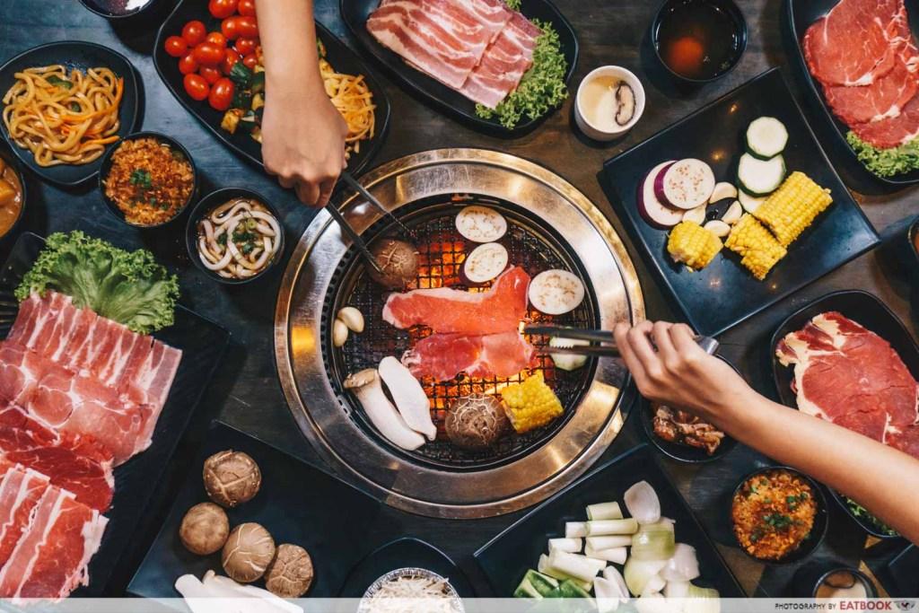 Maybank Meat Restaurant Rocku Yakiniku