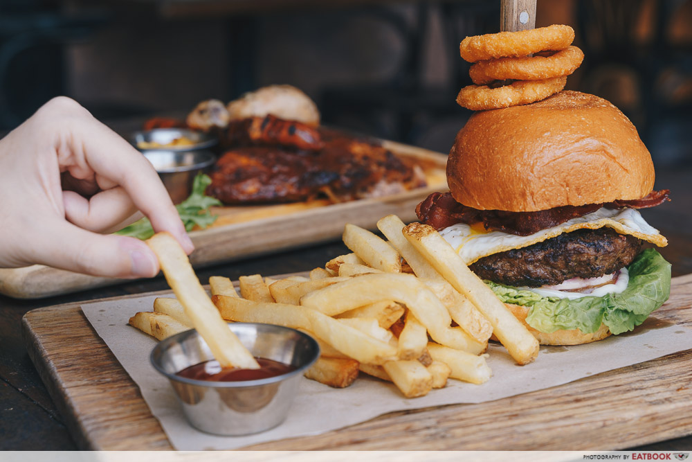 Maybank Meat Restaurants - Barossa