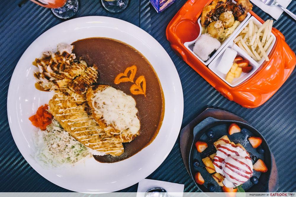 Punggol Monster Curry