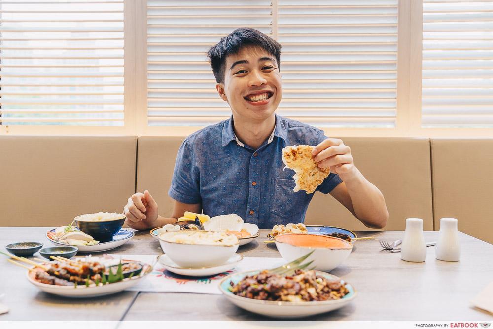 Holiday Inn Singapore Atrium Restaurant verdict