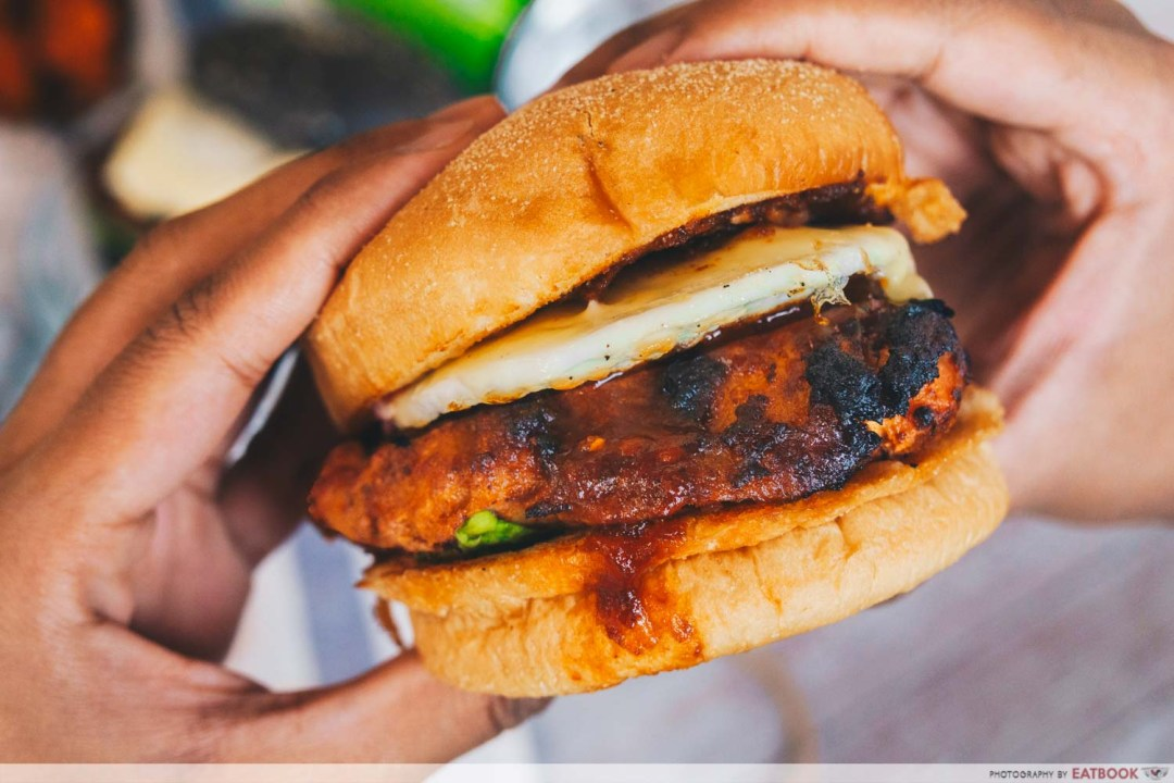 Sambal Burger