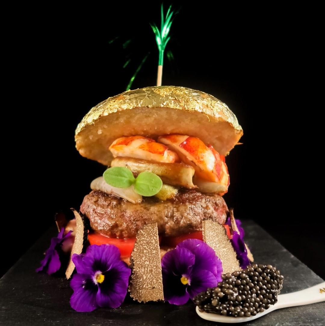 Most Expensive burger Singapore